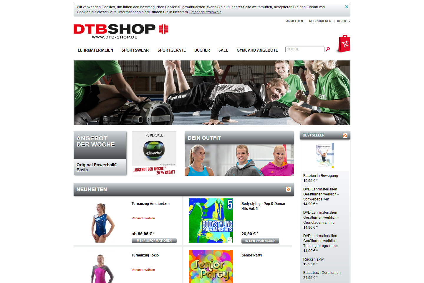 DTB-Shop Detail